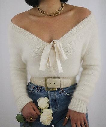 Vintage Sugar Angora Sweater