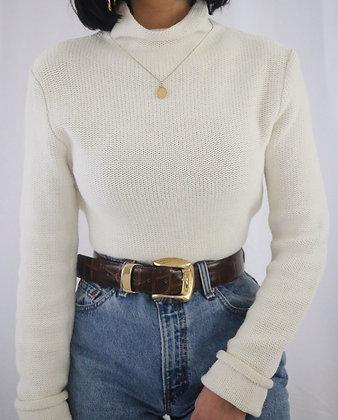 Vintage Ralph Lauren Sugar Cotton Sweater