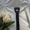 Thumbnail: Vintage Noir Leather Belt