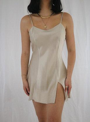Vintage 90's Mousse Victoria's Secret Silk Slip Dress