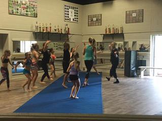 Acrobatics Intensive with Debra Brown