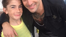 WHAT?!?! Quinn Morris On Set with Hedley!!!