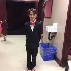 Zach Morris - Mini Mr. Dance of Canada!
