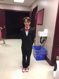 Zach Morris Mini Mr. Dance Canada