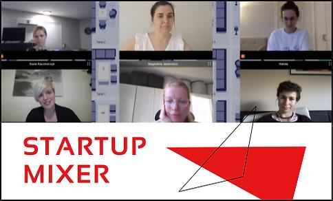 PPWSV activity Startup mixer