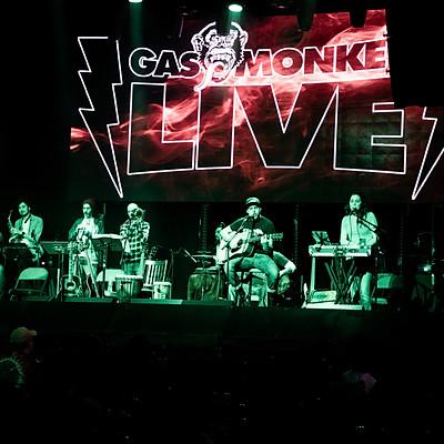 Idoljob at Gas Monkey Live 20190303