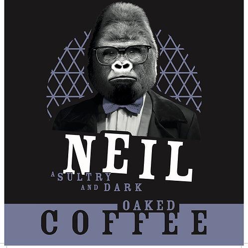 Neil Oaked Cold Brew Coffee 330ml bottle