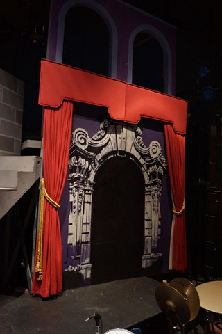 Phantom Stage Left