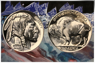 Liberty, Five Cents