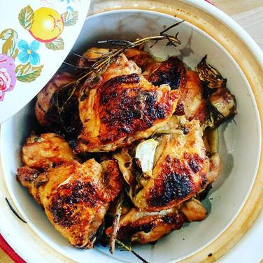 Roast Chicken...The Way I Like it!