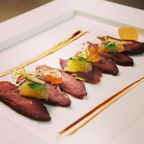Smoked Duck #art #cuisine #culinary #com