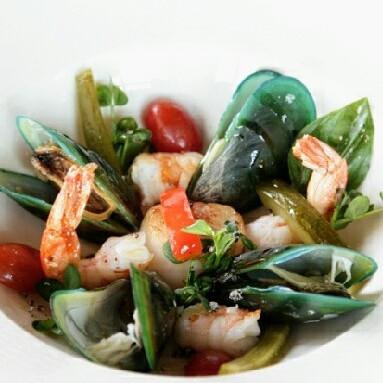 Mid-August #lunch #eatlocal _oceanwiseli