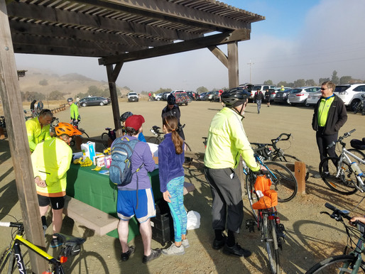 Another Fun Bike Outing at Coyote Valley