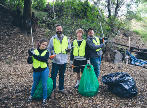 2019 National River Cleanup Day: Connecting with Nature and Communities