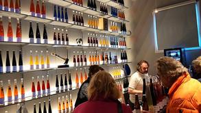 Slovenia-seuran kotimaan viinimatka Ainoa Winery la 16.10.2021