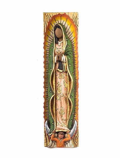 Virgen de Guadalupe Retablo
