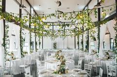 Indoor Garden Reception
