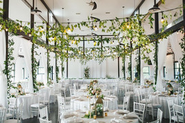 Indoor Garden Reception