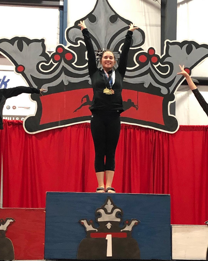 FIF Level 5 Mallory 3rd AA Crown of the