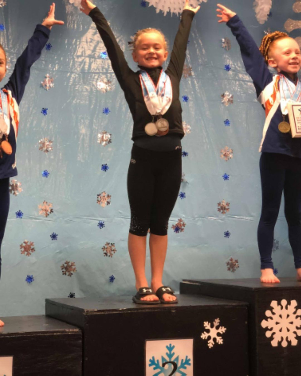 FIF Level 2 Rory Kate 2nd AA NC State Ch
