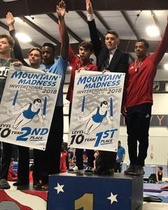 FIF Boys Mountain Madness 2018