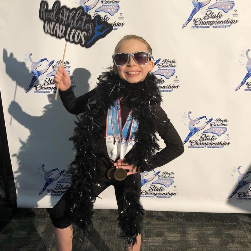 FIF Level 6 Kenleigh NC State Championsh
