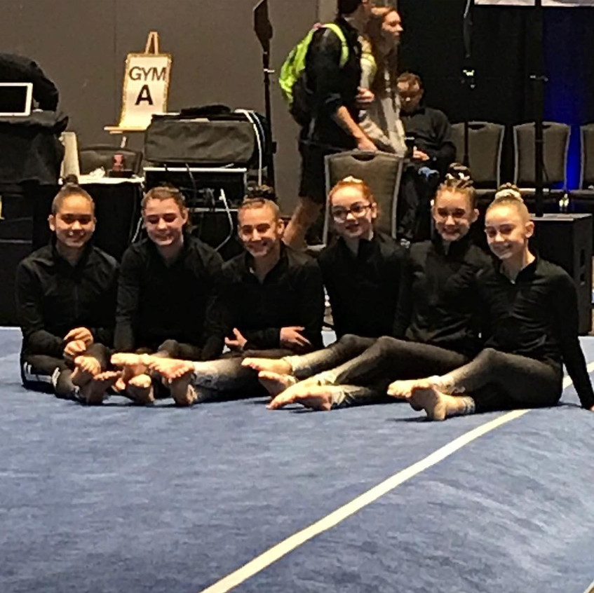 FIF Level 8 NC State Championships 2019.