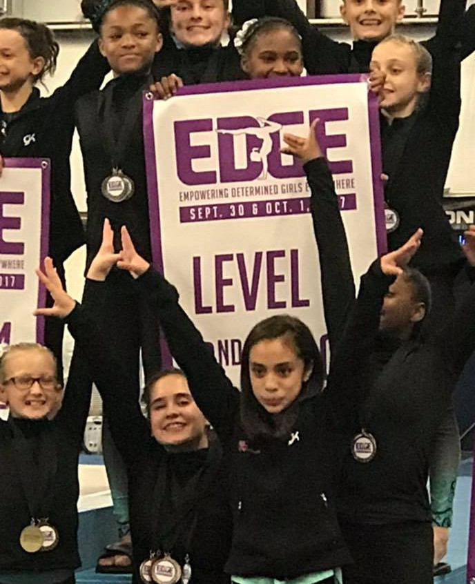 FIF Level 4 2nd Place Team EDGE