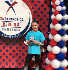 FIF Girls Level 9 & 10 Regional Championships 2019