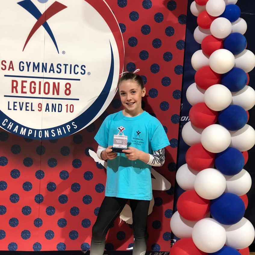 FIF JO Level 9 Pyper Regional Beam Champ