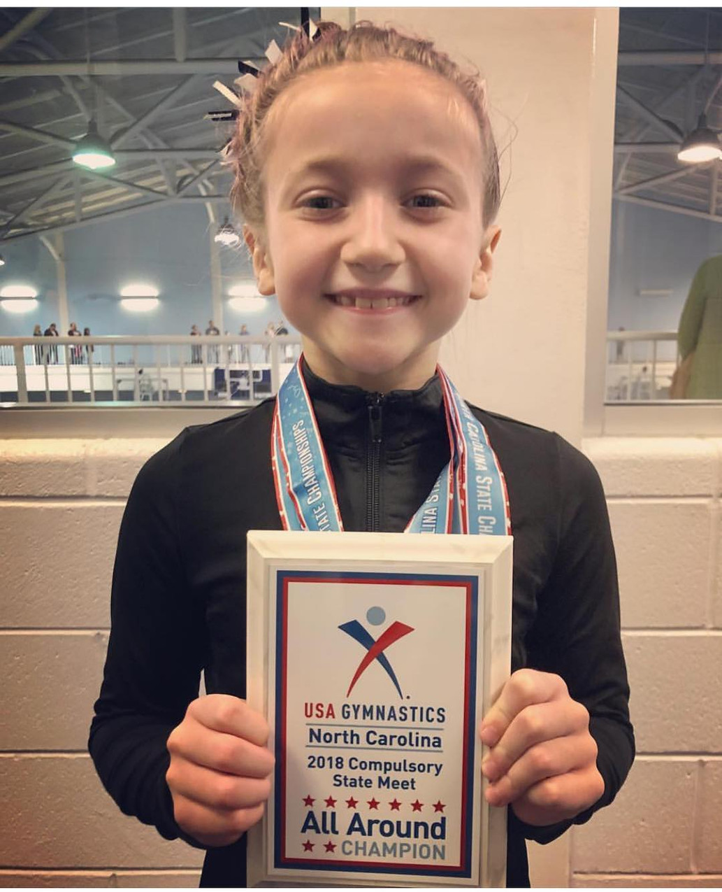 FIF Level 2 Finley NC State Champion 1st