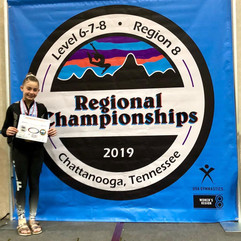 FIF Girls Level 6, 7, & 8  Regional Championships 2019