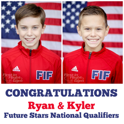 FIF Future Stars National Qualifiers