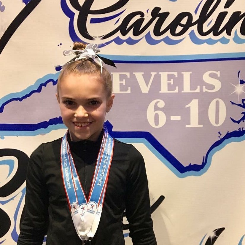 FIF Level 7 Camden 2nd AA NC State Champ