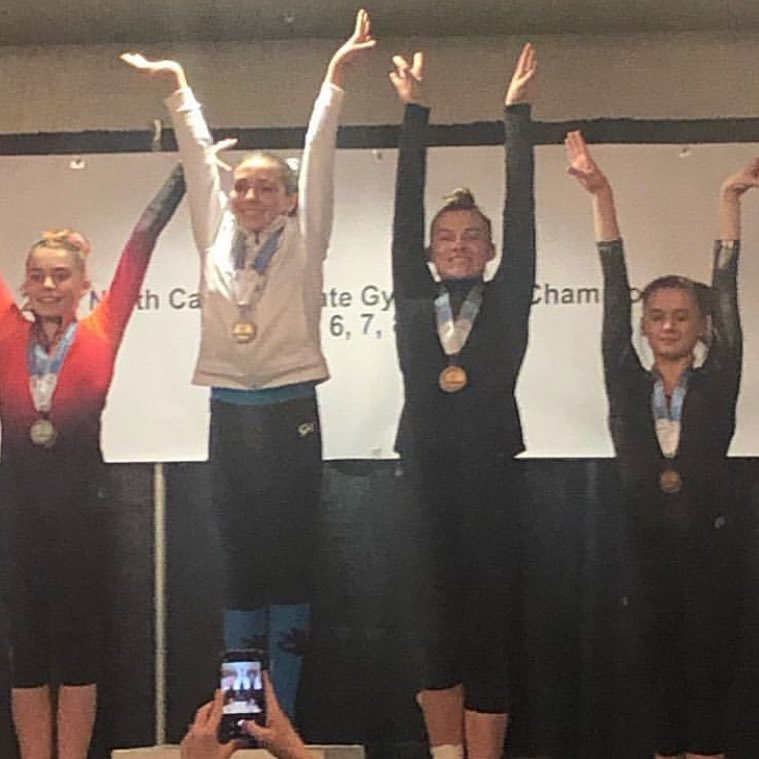 FIF Level 7 Avery 3rd AA NC State Champi