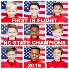 FIF Boys NC State Championship 2019