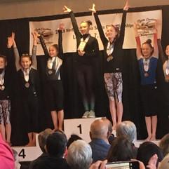 FIF Girls NC State Championship 2018