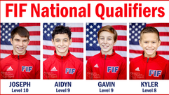 2018 Men's Junior Olympic National Championships