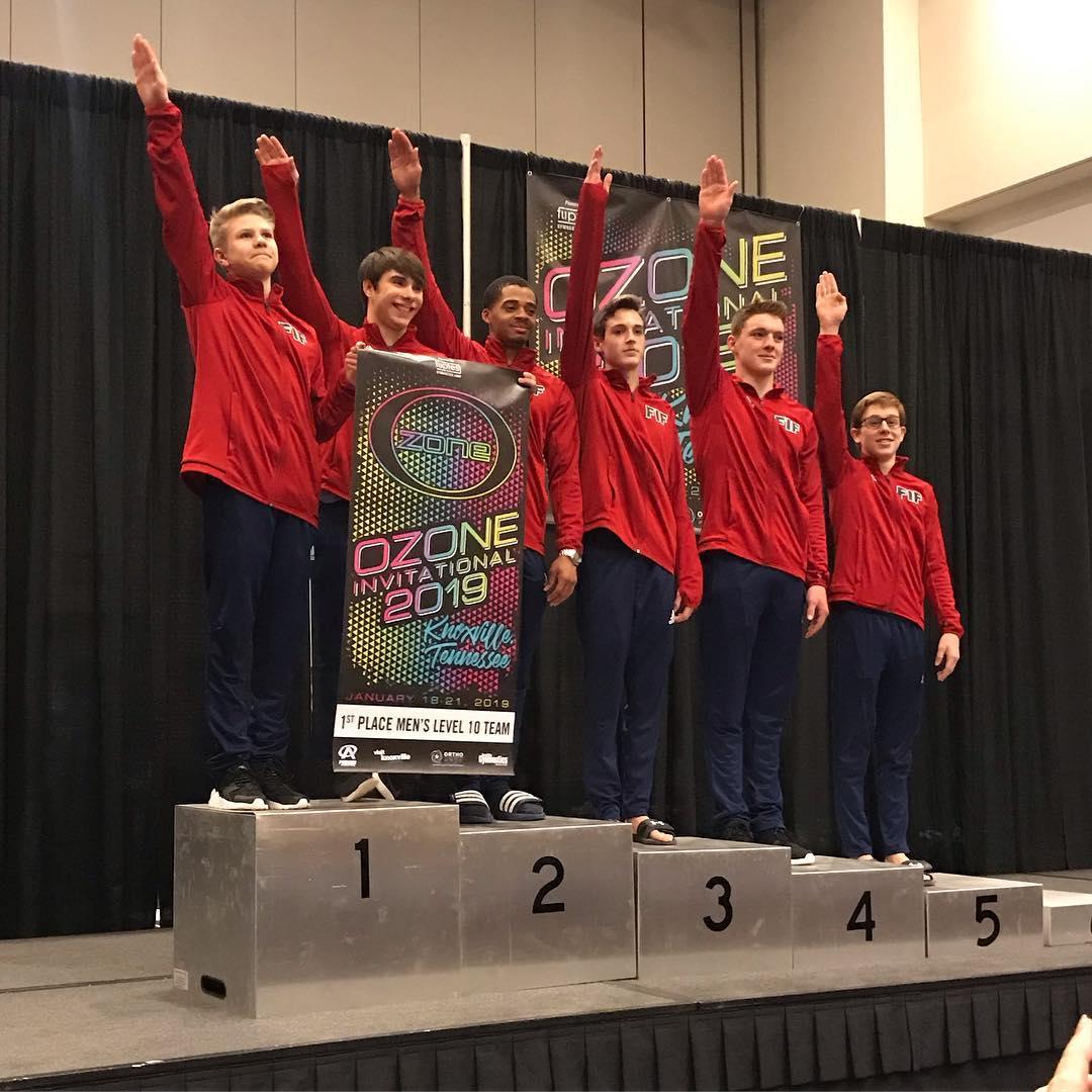 FIF Boys Level 10 1st Place Team Ozone 2