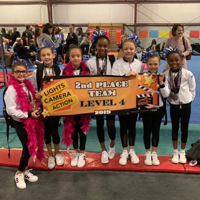 FIF Level 4 2nd Place Team KPAC 2019