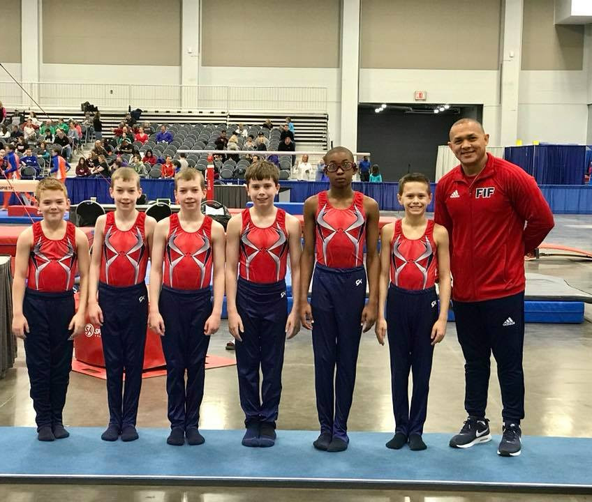 FIF Boys Level 7 and 8 Excalibur Cup 2018