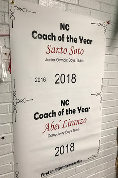 FIF Boys Coach of the Year!