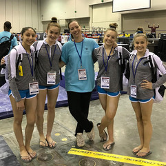 2019 Women's Junior Olympic National Championships