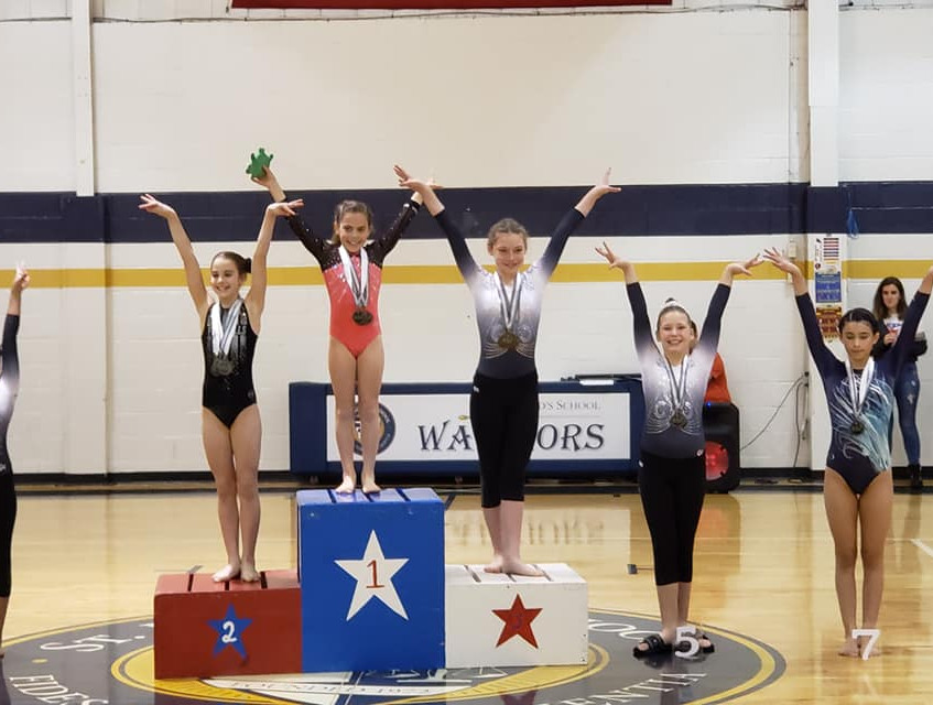 FIF AAU Silver Eva 3rd AA Brittany Coppe