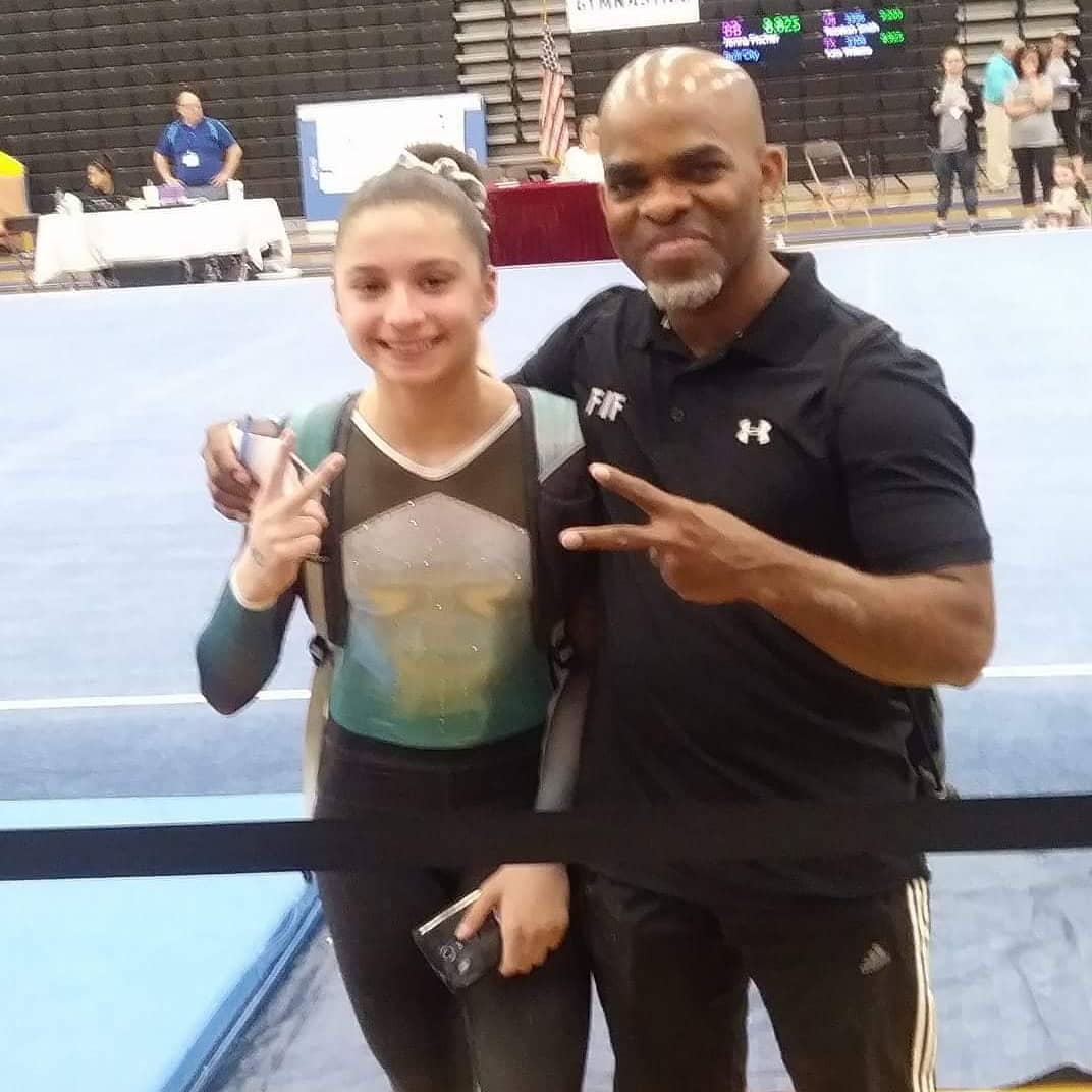 FIF Gymnastics Xcel Gold Juliet 2nd Bars and Vault State Championships 2018