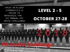 1st Annual FIF Invite Challenge 2018