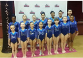 First In Flight AAU Gymnasts Show Off at The Gala 2020!