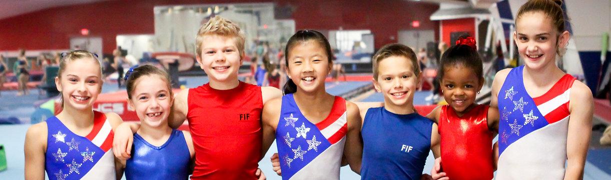 First in Flight Gymnastics Gastonia, NC