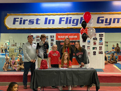 Maeve Hahn Signs with Georgia for the 2021 season