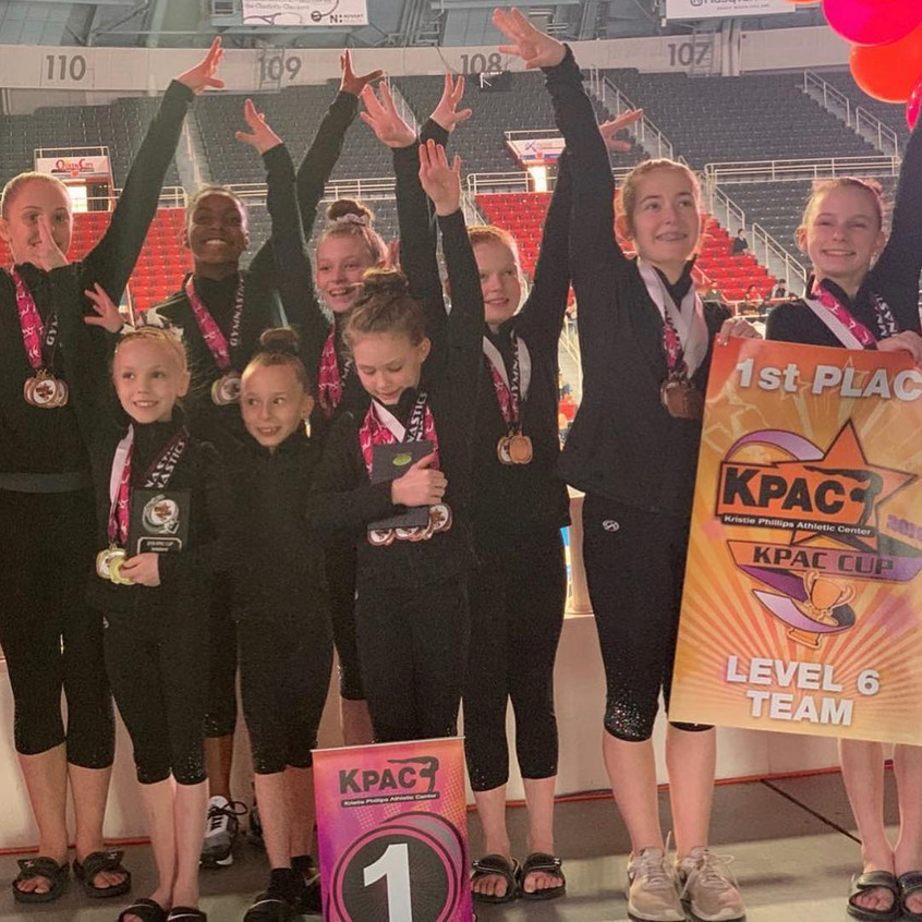 FIF Level 6 1st Place Team KPAC 2019